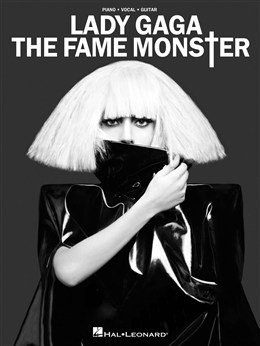 Lady Gaga - The Fame Monster - Piano/Vocal/Guitar Artist Songbook