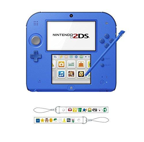 ニンテンドー2DS ブルー 【Amazon.co.jp限定】オリジナルストラップ 付