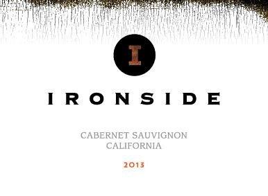 2013 Ironside Cellars California Cabernet Sauvignon 750 Ml