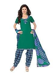 Fabnil Unstitched Digital Printed Dress Material