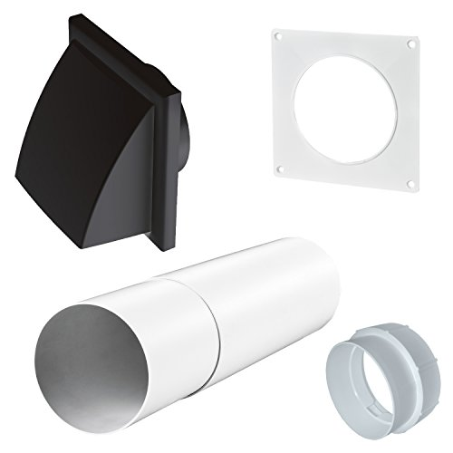extractor-fan-telescopic-wall-ventilation-duct-sleeve-with-cowled-grille-shutter-150mm-black