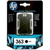 HP 363 - Schwarz - Original, C8721EE#301
