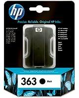 Hewlett Packard - HP 363 - Noir - original - noir - cartouche d'encre - pour Photosmart 3110, 8250, C5185, C6150, C6175, C6185, C7283, C7288, C8150, C8183, C8188