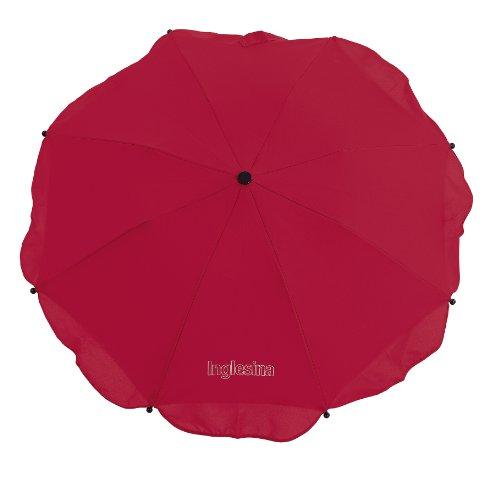 Inglesina-a099d-0blu-Sombrilla-en-calidad-de-bekasnnten-viene-en-una-pequea-bolsa-rojo-rosso