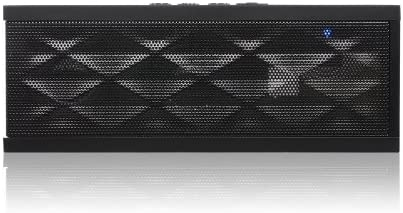 "DKnight Magicbox Ultra-Portable Wireless Bluetooth Speaker,Powerful Sound with build in Microphone, Works for Iphone, Ipad Mini, Ipad 4/3/2, Itouch, Blackberry, Nexus, Samsung and other Smart Phones and Mp3 Players [Upgraded with standard ""Beep"" sound prompts ] (Black)"