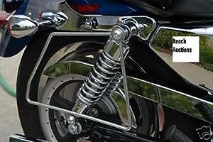 Harley Sportster saddlebag supports 2000 thru 2013