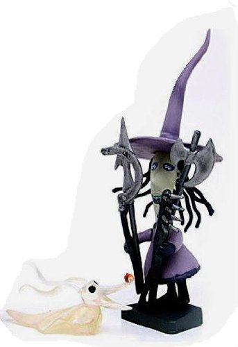 The Nightmare Before Christmas Trading Figure - Series 1 - Shock & Zero