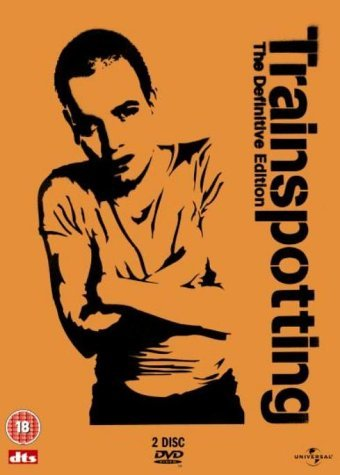 Trainspotting: The Definitive Edition [DTS] [DVD] [1996] by Ewan McGregor