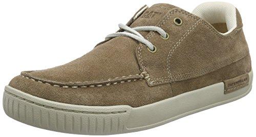 Cat FootwearRECURRENT - Scarpe Stringate Uomo, Marrone (Braun (CUB)), 44