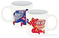 Marvel Captain America Civil War 20 Oz Mug , 6x4