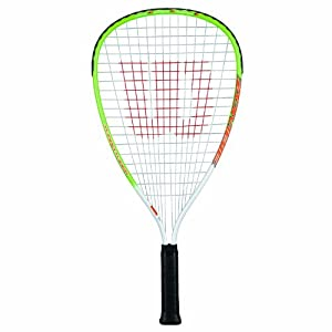 Buy Wilson Zombie Racquetball Racquet - Lime Green by Wilson
