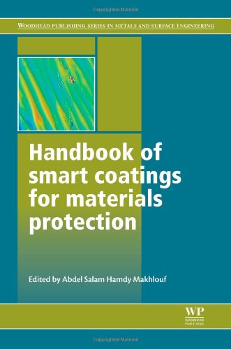 Handbook Of Smart Coatings For Materials Protection (Woodhead Publishing Series In Metals And Surface Engineering)