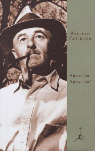 Absalom, Absalom!: The Corrected Text (Modern Library)