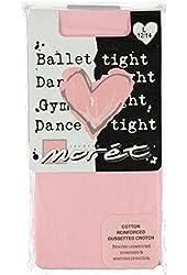 Jacques Moret Big Girls' Footed Ballet Tights - pink, 8 - 10