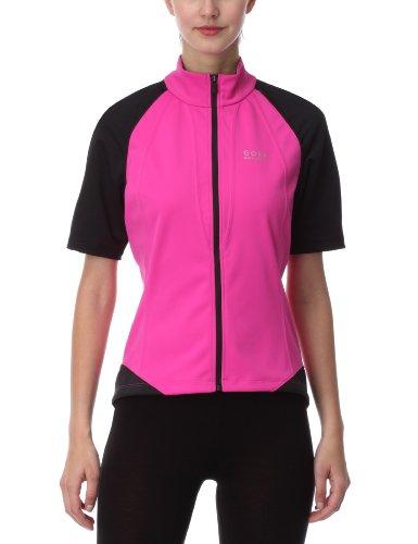 Gore Bike Wear Phantom Windstopper Soft Shell Women's Jacket - Pink, 10