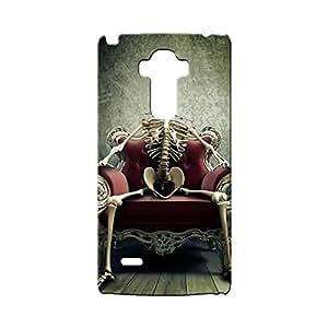 BLUEDIO Designer Printed Back case cover for LG G4 Stylus - G6304