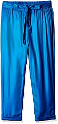 Cherokee Girls' Trousers (267831532_Blue_13Y)