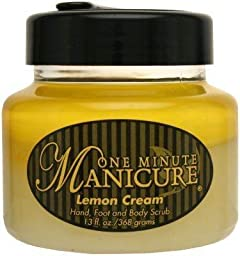 One Minute Manicure Spa Treatment- Lemon Cream