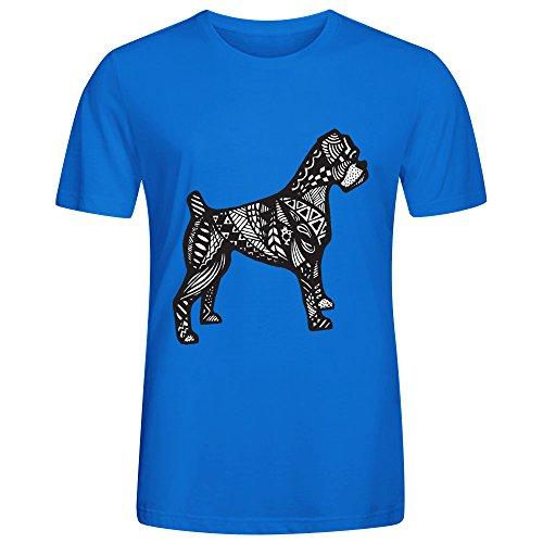 Boxer S5v Men T Shirts Blue (City Of Kokomo Jobs)
