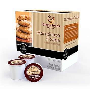 Keurig Gloria Jeans Macadamia Cookie Coffee