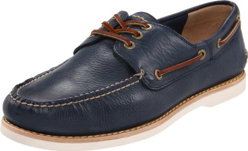 Frye Men's Sully Boat Boat Shoes Blue Bleu (Nvy) 8 (42 EU)