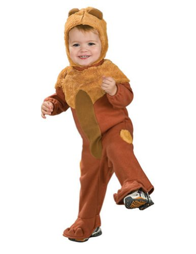 baby & toddler costumes - Cowardly Lion Costume Baby Costume 0-9 Months