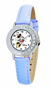 Disney Minnie Mouse Watch with Blue Strap