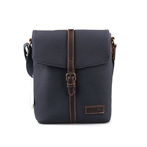 new-troop-london-k-747b-unisex-casual-shoulder-bag-canvas-leather-travel-bag