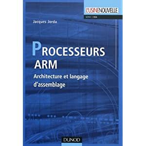 Architecture on Processeurs Arm   Architecture Et Langage D Assemblage  Amazon Fr