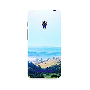 TAZindia Designer Printed Hard Back Case Mobile Cover For Asus Zenfone Go