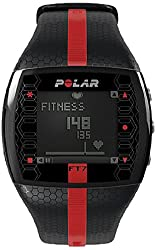 Polar FT7 Mens Heart Monitor (Black/Red)