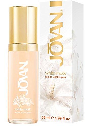 Jovan White Musk - Eau de toilette da donna, 59 ml