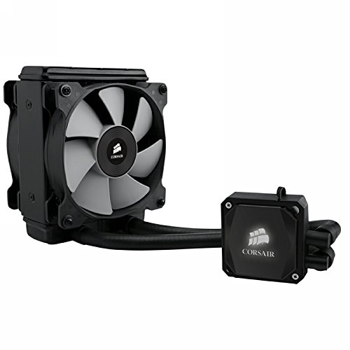 Corsair Hydro Series Extreme Performance Liquid CPU Cooler H80i (H100 Water Cooler compare prices)