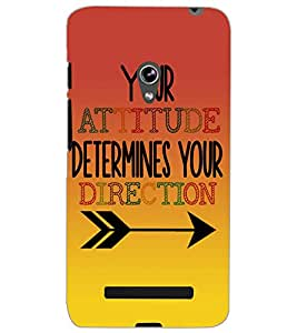 ASUS ZENFONE 5 ATTITUDE Back Cover by PRINTSWAG