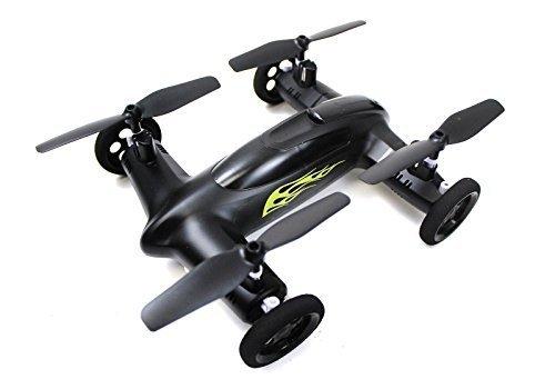 Syma X9 Flying Quadcopter Car Remote Control Car and Quadcopter Drone