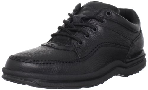 Rockport Mens World Tour Classic Walking Shoe,Black,9 W US