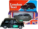 Detailed Diecast Metal London Taxi Ca...