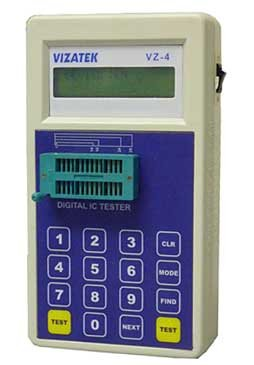 Portable Digital IC Tester