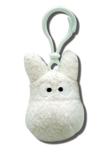 My Neighbor Totoro Backpack Clip - White