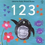 1 2 3 (Usborne Baby Board Books) (0746040997) by Barlow, Amanda