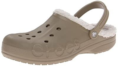 crocs Unisex Baya Lined Clog