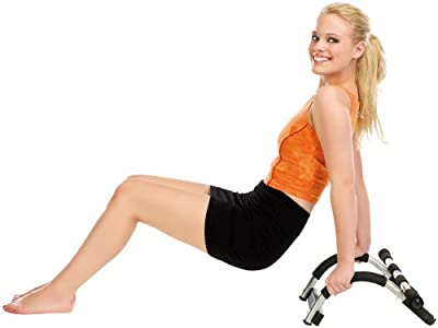 newgen medicals 4in1-Fitnessgerät für den Türrahmen