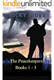 The Peacekeepers. Books 1 - 3. (The Peacekeepers Boxset) (English Edition)