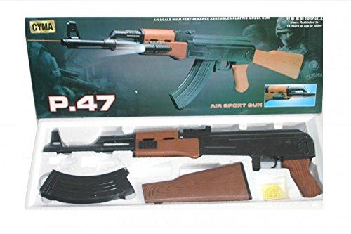 Softair Gewehr AK 47 < 0,5 Joule