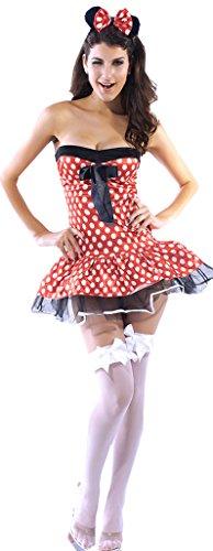 La vogue Mickey Maus Halloween Kostüm Kostümparty Set