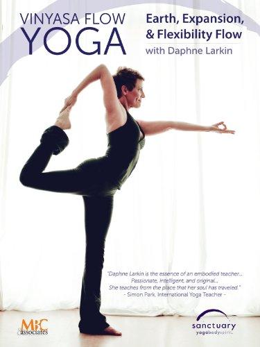 Vinyasa Flow Yoga:  Earth, Expansion and Flexibility Flow