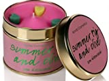 Bomb Cosmetics Scented Tin Candle - Summer Fig & Olive