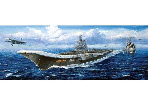 1/700 ロシア海軍 航空母艦 アドミラル・クズネツォフ (M39)