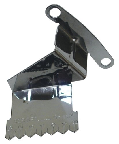 Chevy Small Block 283-305-327-350-400 Steel Timing Tab - Chrome (Chevy Blazer Performance Parts compare prices)