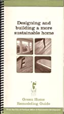 Designing and Building a More Sustainable…